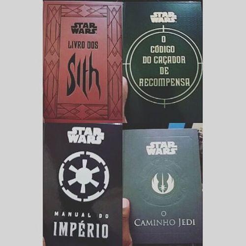 Oh! Dúvida cruel! Sith, Jedi, Caçador ou Imperial? Starwars Book Geeks Jedi Sith Boxbook Instabook Booklover