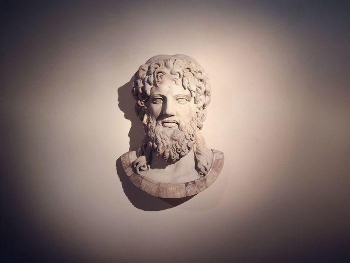 Ancient Rome Ancient Head Museum