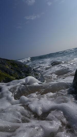 Sea Nature Beauty In Nature Wave Sky No People Outdoors Water Kauai Life Lydgate Beach Beach Photogrqphy Wet Rocks In Water Beach Beach Life
