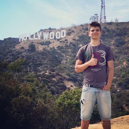В La становится все меньше интересных мест... завтра 2й заход по бульвару Голливуд и добро пожаловать в Сан Франциско)) Hollywoodsign Hollywood USAtrip