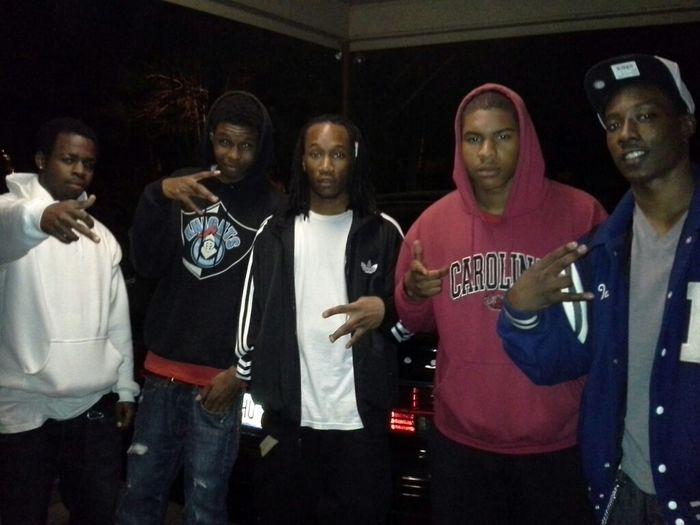 all them MAIN homies