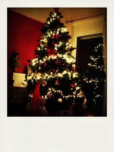 My christmas tree❤️❤️