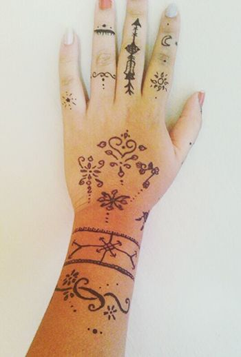 Art, Drawing, Creativity Skin Tattoo Art Henna Tattoo Henna Art Indieart
