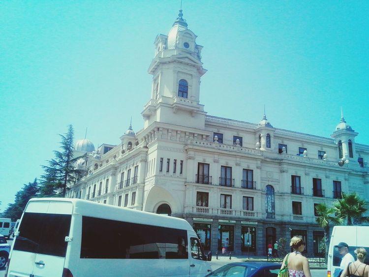 Georgia Batumi Travel Architecture