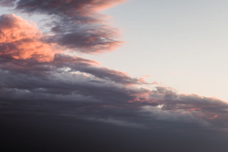 some simple clouds Beauty In Nature Cloud Cloud - Sky Clouds Clouds & Sky Clouds And Sky Clouds Collection Cloudscape Cloudsporn Day Few Landscape Landscape_Collection Landscape_photography Liguria Minimalism Nature No People Outdoors Scenics Simple Photography Sky Sunset Tranquil Scene Tranquility