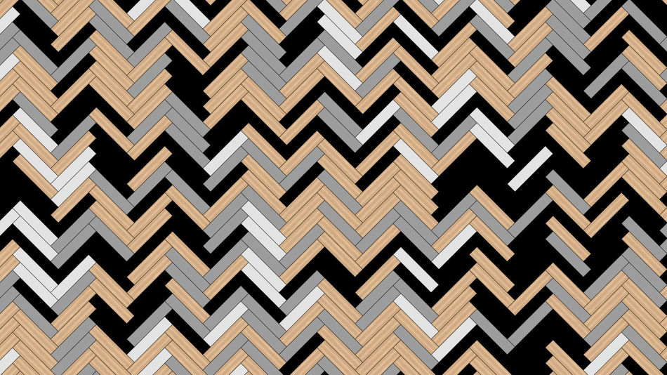 Black, white, and grey timber wood slats floor. Pattern background, 3d illustration Architecture Lines Shape Wall Wood Abstract Architecture Background Backgrounds Battens Black Close-up Design Full Frame Indoors  Interior Lath Material Metal Music No People Pattern Protection Repetition Security Shape Slats Structure Studio Shot Texture Textured  Tile White Wood - Material Zigzag