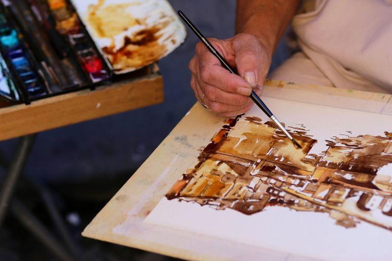 Firenze Art Painting Street Art The Street Photographer - 2015 EyeEm Awards