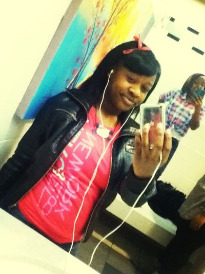 Keeona At The Mall.!