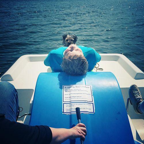 Sommer Sonne Lebensfreude Schaalsee Zarrentin  FamilyTime