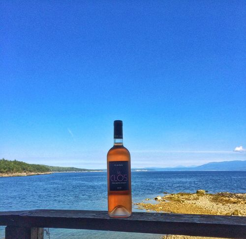 A rosé bought in the south of France was shared with friends on Texada Island, Canada. It traveled well! Relaxing Enjoying Life Eye4nature Soaking Up The Sun