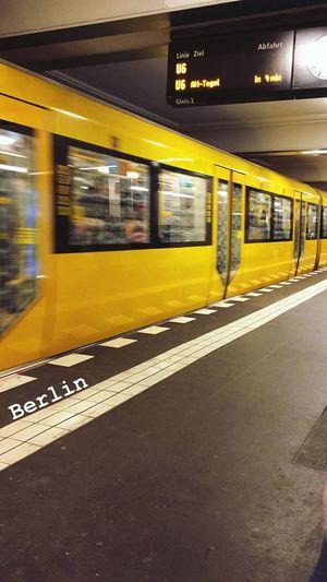 Berlin Rail