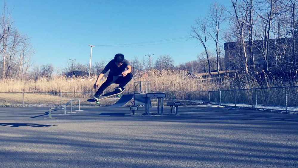 My big Ollie :3 Skateboarding Enjoying Life Skate Fun Skatepark :) Good Moments GoodTimes Ollie Ninja