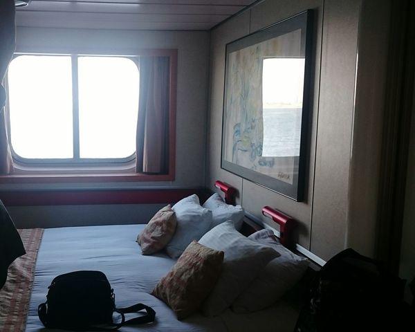 Room, indoors, cruise, Day Window No People Radiator