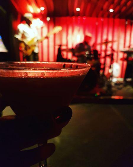 Cocktail Martini Glass Night Nightclub Close-up Martini Nightlife Freshness Live Music Jazz Music Jazz Bar Jazzband Bahrain