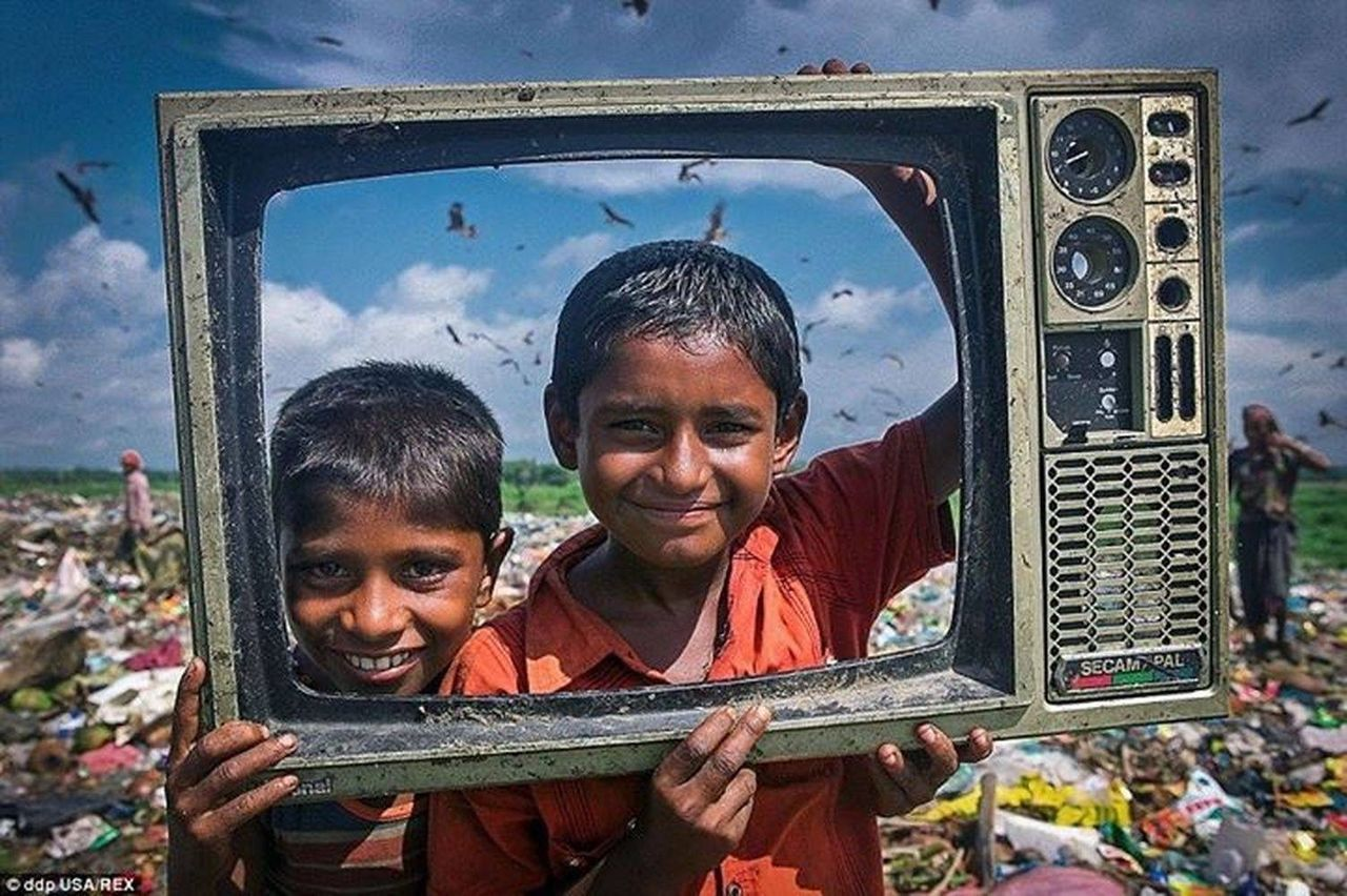 childhood, boys, smiling, outdoors, portrait, child, togetherness, real people, day, people