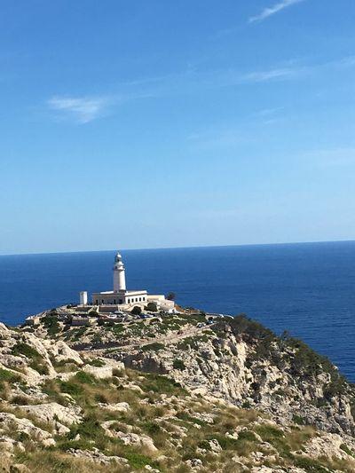 Cap De Formentor Cap D Formentor Formentor Mallorca Majorca Lighthouse Lighthouses Lighthouse Tower