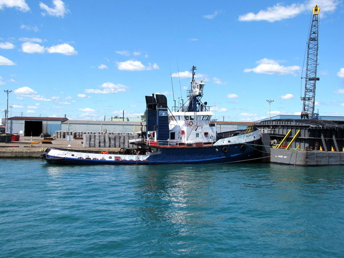 Detroit river Jwwescott Mail Boat