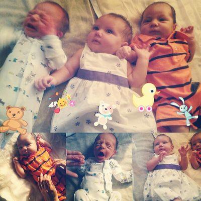FelizD íadelniño Giuseppe, Andrea, Sebásthian. Baby Boy Girl cute lovely cousin instamoment instalove