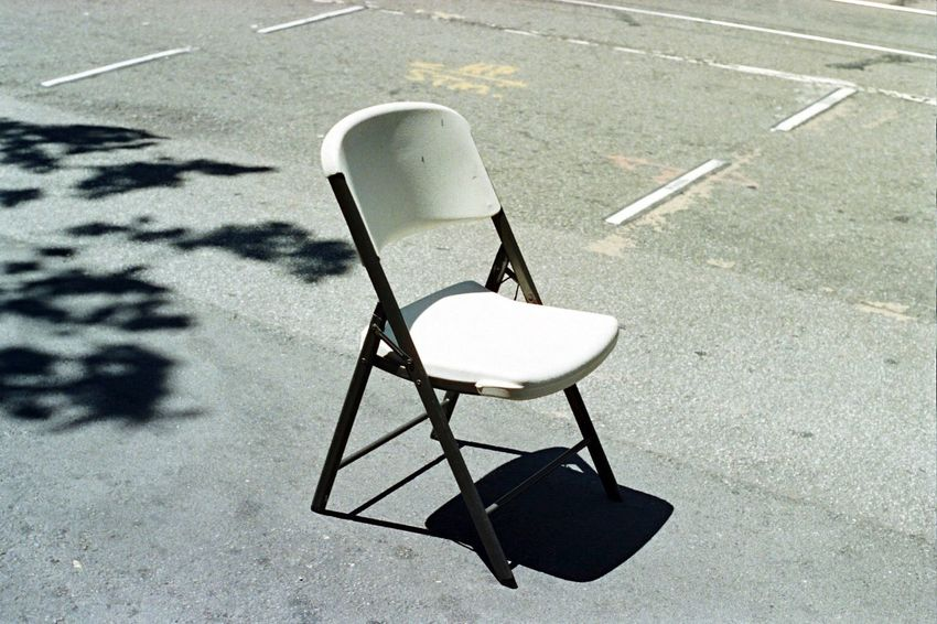 No People Chair Outdoors SF Koduckgirl Zenit122 Chair