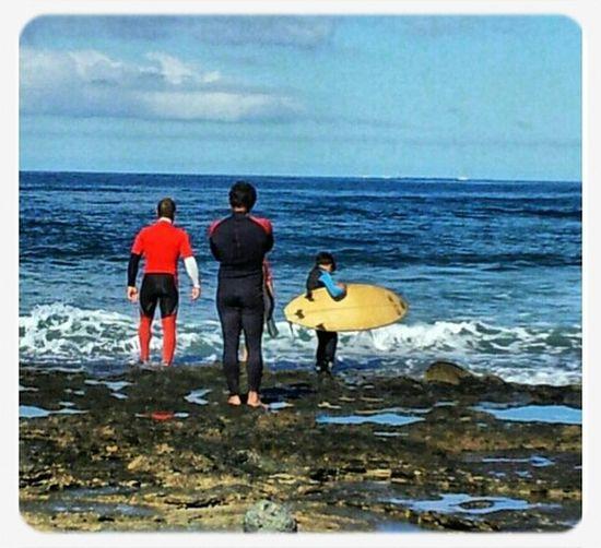 Una pasión... Surfing Enjoying The Sun