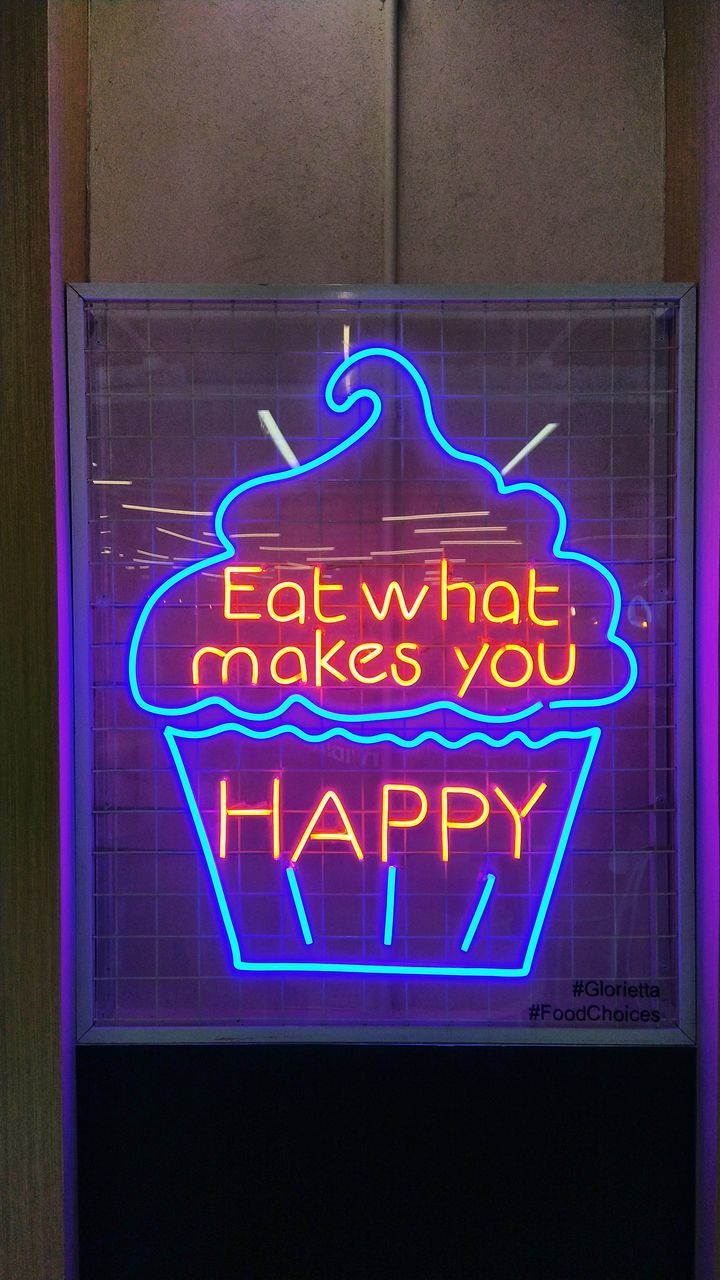 illuminated, neon, communication, western script, text, night, sign, blue, no people, glowing, lighting equipment, close-up, window, indoors, pink color, store, red, glass - material, open sign, capital letter, nightlife