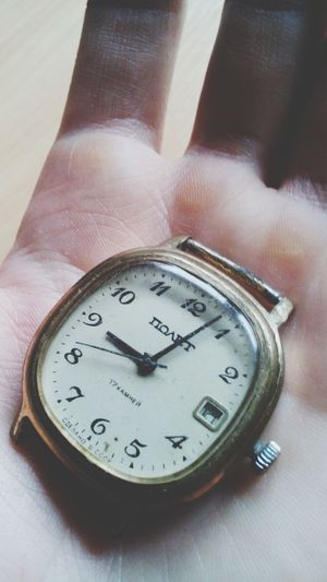 First Eyeem Photo Oldclock Made In USSR