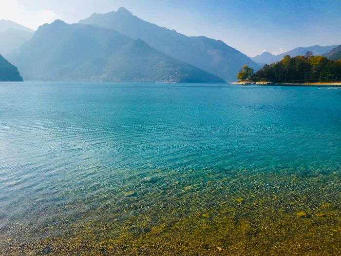 Tenno lakers the most beautiful lake in italy