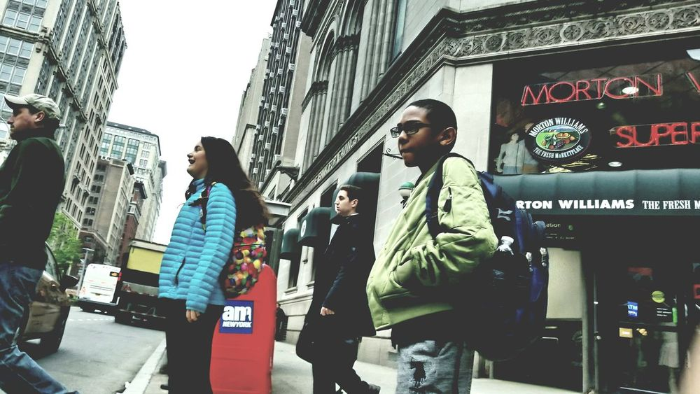 Break The Mold Young Adult City People Walking Outdoors People Watching Streetphotography City Life Hello World Manhattan Cheese! Check This Out Urbanphotography People Of EyeEm Real People DOPE Love Beautiful Kid Midtown Manhattan NYC Visualsoflife Taking Photos Streetleaks