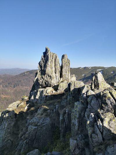 History Rock - Object Desert Ancient Civilization Sky
