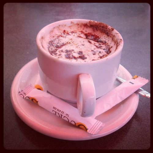 Coffee Chocolate Drink Good Morning