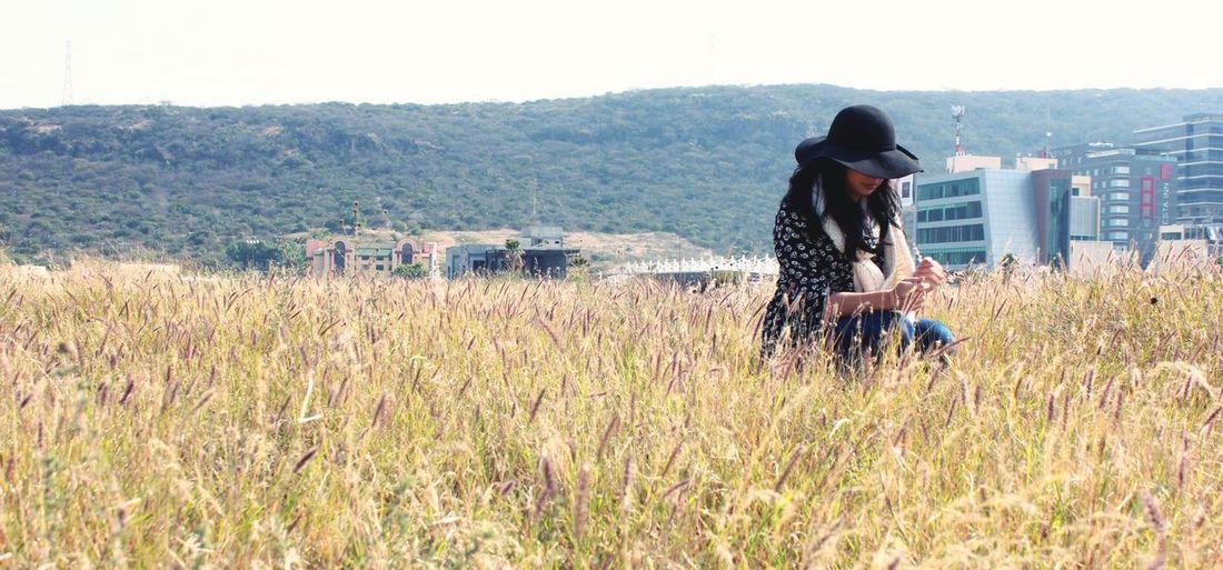 Portrait Shooting Girl Lonley Cool Eye4photography  Landscape