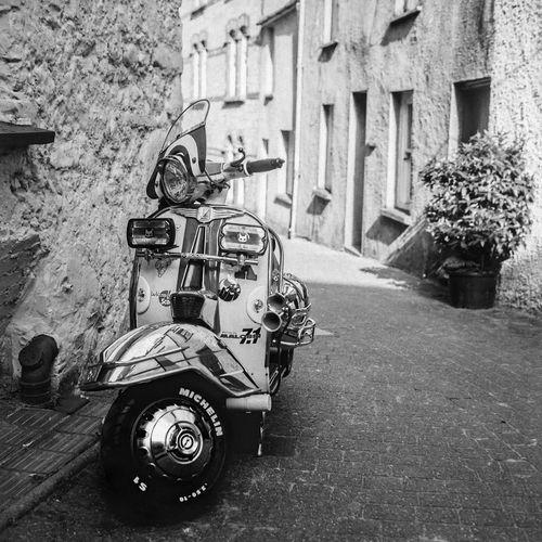 Model Motorbike