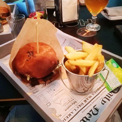 Food And Drink Prepared Potato Hamburger Unhealthy Eating