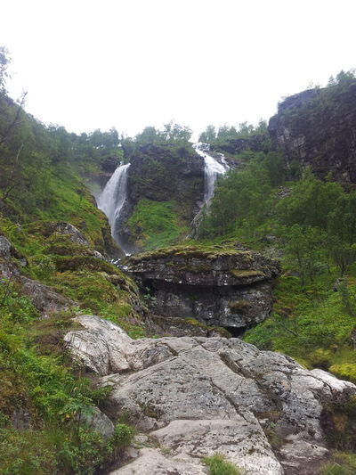 Beauty In Nature Canyon Day Eco Tourism Green Color Landscape Natural Parkland Nature Nature Reserve No People Non-urban Scene Outdoors Ravine Rock - Object Scenics Travel Destinations Tree Area Vacations Waterfall