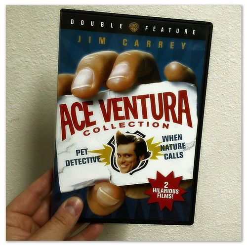 Yes!! Ace Ventura Double Feature!! I love the $5 bin at Walmart! Now it's movie time with my love @dlzrd 💕 AceVentura Aceventurapetdective Aveventurawhennaturecalls DoubleFeature Jimcarrey Seanyoung Courtneycox Toneloc Danmarino Movietime  Comedy Warnerbros Alrightythen Lacesout Pixlr Cellphonephotography Portorchardwashington Samsunggalaxynote3
