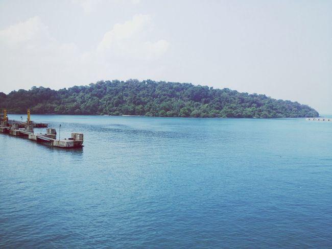 pulau deui ⛵️