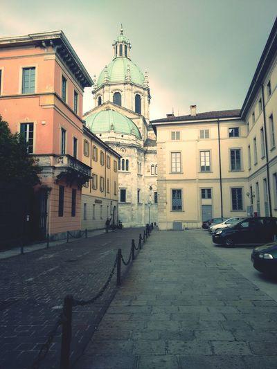 ...arriva il temporale! Rain Sky Cattedrale Duomo Di Como
