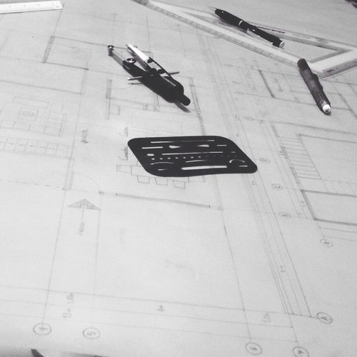Scketch Arquitecture Working Tired!