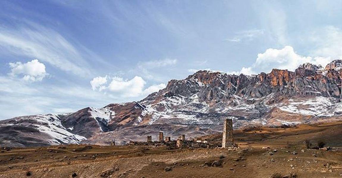 Fiagdon Ossetia ~ Горное поселение Landscape Nature Travel Natgeolandscape Redditphotography *** Чекайте фулсайз на моем 500px аккиче.