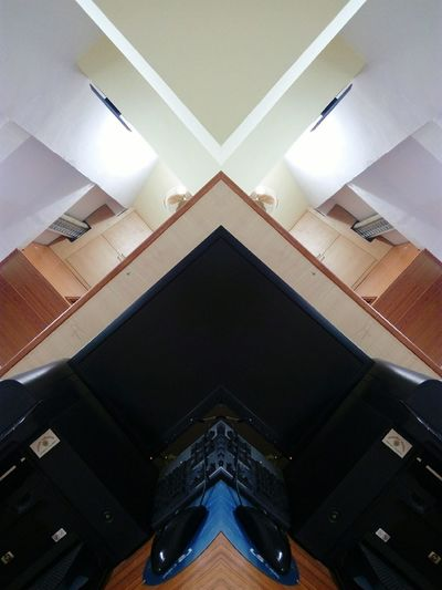 Architecture The 'X' Indoors  Built Structure Mobile Phone Photography SSClickpix SSClicks SSClickPics Some Addition Some Editing Some Camera Features A New Perspective On Life