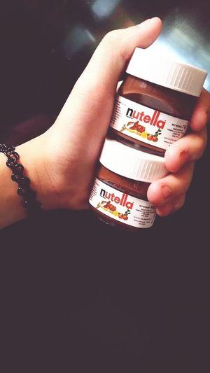 Nutella ugh Nutella ❤ First Eyeem Photo