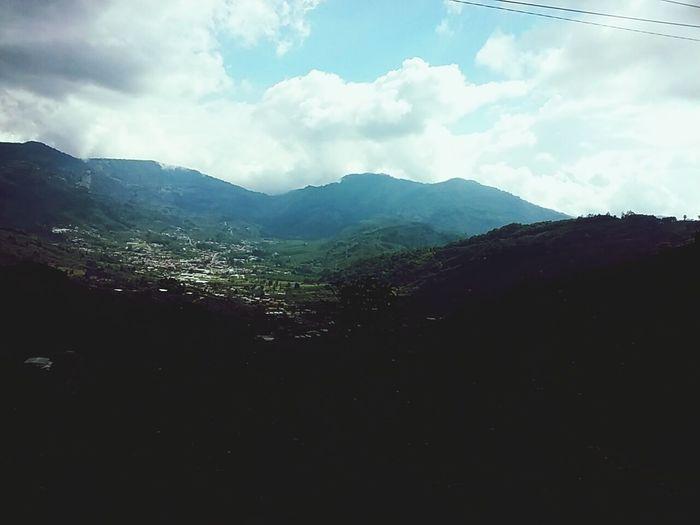 Cloud - Sky Landscape Nature Mountain Range Mountain Beauty In Nature Scenics Sky Dota Valley No People Tarrazu