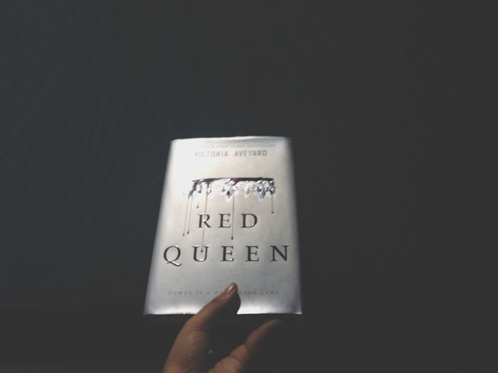 What I Valuelue books!] My current favourite one is Red Queen by victoria aveyard