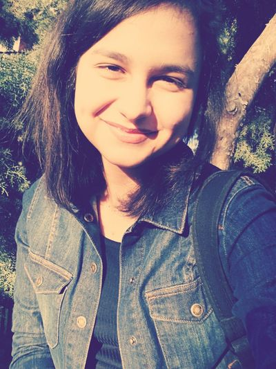 Cheese! That's Me Hello Everybody <3 Before School This Morning