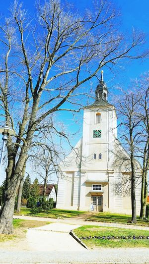 church in Burg