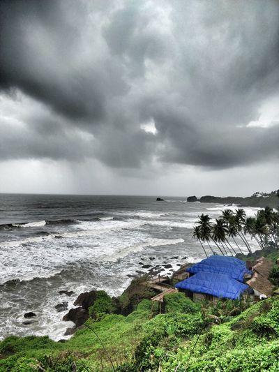 Water Sea Storm