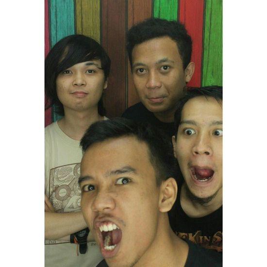 Lenjehan dulu :p Photobox Bandung
