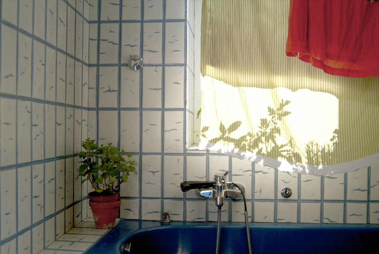 Bathroom in house
