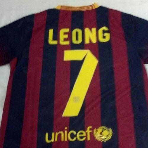 Barcelona new signing, replacing Villa and Pedro ^_^