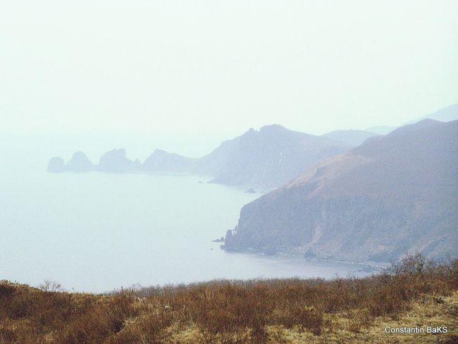 приморский край мыс четырех скал